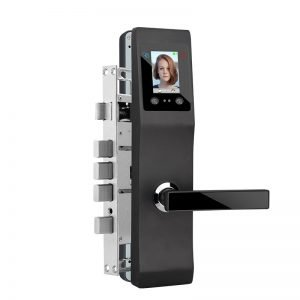 face recognition lock